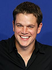 Matt Damon: Regular Guy?
