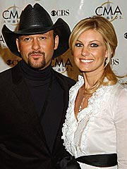 Country's Royal Couple at the CMAs
