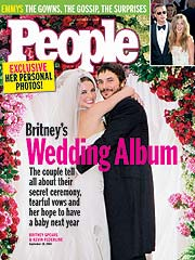 Britney's Big Day