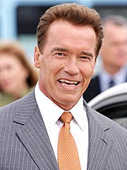 Arnold Bets Lakers Will Take NBA Finals