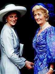 Diana's Mother, Frances Shand Kydd, Dies