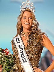 Miss Australia Crowned New Miss Universe