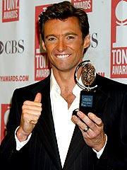 Jackman Gets Diddy Singing at Tony Awards