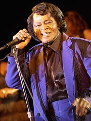 Stars, Fans Mourn James Brown at Funeral