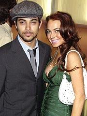 Lindsay Lohan, Wilmer Valderrama Split