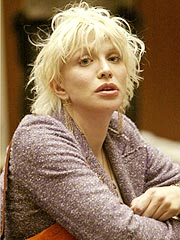 Courtney Love Sentenced to Drug Rehab