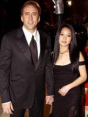 Nicolas Cage Marries in Private Ceremony