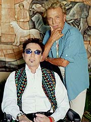 Arrest in Siegfried & Roy Drive-By Shooting