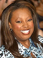 Star Jones Replaces Joan on Emmy Red Carpet