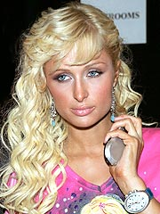 Paris Hilton Evacuated During Hurricane
