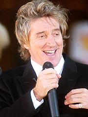 Rod Stewart Tops Album Charts