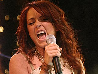 Lindsay Lohan Denies Lip-Synch Accusations