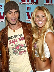 Enrique Iglesias Only Joking About Anna Kournikova &#39;Divorce&#39;