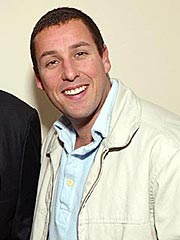 Sandler's New Movie Going Slow: Studio