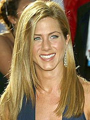 Aniston to Make Fun of Marital Break Up