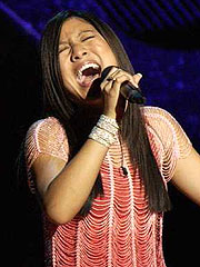 Hawaiian Support Propels Idol's Jasmine