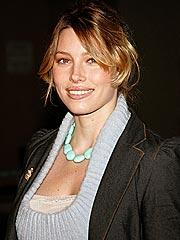 Jessica Biel Likes the Action