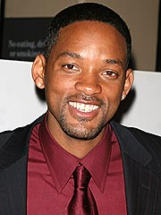 How About a Kiss for Will Smith?