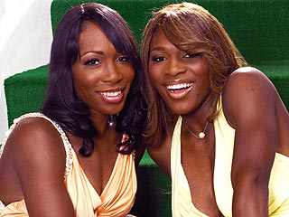 Celeb Spotlight: Venus & Serena Williams