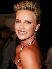 Charlize Theron Heads to Harvard
