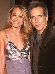 Ben Stiller, Christine Taylor Expecting a Baby