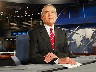 Dan Rather Signs Off from Evening News