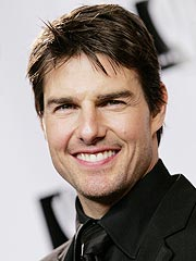 Tom Cruise Hands His Image to a Pro