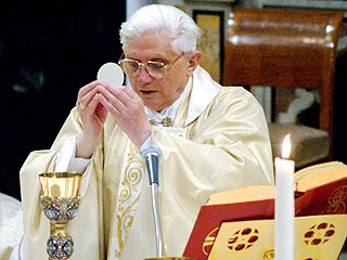 Benedict XVI Gets Down to Business as Pope