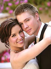 Chad Michael Murray Marries Sophia Bush