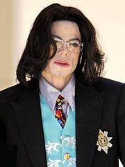Michael Jackson Fined for No-Show