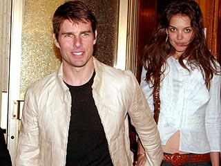 Tom Cruise, Katie Holmes Dating