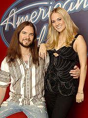 Voting Day Arrives for American Idol Duo