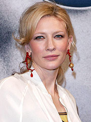 Cate Blanchett's Baby Son Suffers Burn