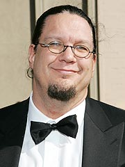 Penn Jillette & Wife Expecting