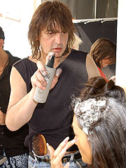 Star Hair Designer John Sahag Dies of Cancer