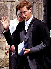 Prince William Graduates From College