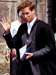 Prince William Graduates From College