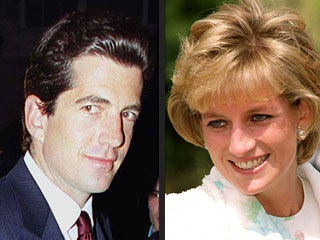 Supporters Dismiss Diana-JFK Jr. Book Claim