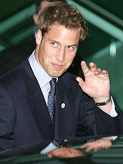 Prince William Follows in Diana&#39;s Footsteps