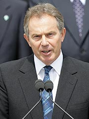WEEK IN REVIEW: Blair Blasts Terrorists