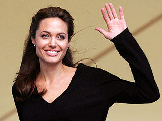 Angelina: U.N. Work a Gift, After My Kids