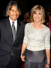 Olivia Newton-John's Longtime Beau Is Missing