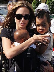 Angelina's Kids Now Have Brad's Name