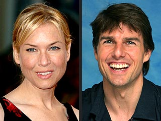 Renée Zellweger Reteams with Tom Cruise