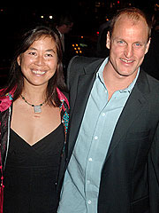 Woody Harrelson, Wife Welcome Daughter