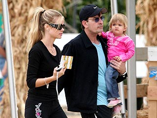 Charlie Sheen & Denise Richards Off Again