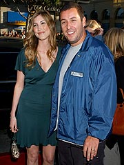 Adam Sandler, Wife Have a Baby