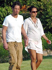 Audioslave Frontman Chris Cornell a New Dad