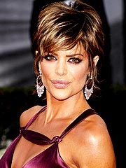 Lisa Rinna Would Rather Go Naked than Host Events