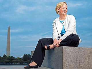 Mary Cheney Opens Up on Dad, Gay Marriage